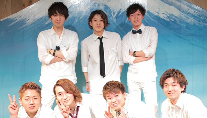 APHRODITE GROUP パーティー